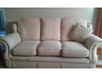 3 seater sofa, good quality