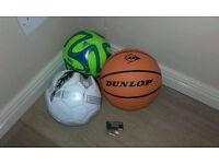 Balls balls balls!