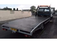 DAF FA 45 Recovery Truck 7.5t with Beavertail, 10mths Ministry Test