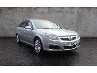 2008 vauxhall vectra sri 1.8 petrol 1 owner from new
