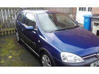 Vauxhall Corsa 1.2 Sxi 2003 £595 ono