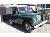 Landrover Series 3 Diesel