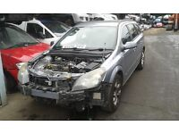 2006 Vauxhall Astra 1.7 CDTi 16v SXi 100 estate silver lightning z 163 BREAKING FOR SPARES