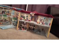 Playmobil School and accessories 5923 includes box and instructions