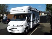 Autotrail mohican motorhome