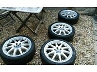 Ford mondeo focus connect alloy wheels