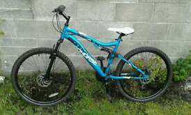 Mountain bike iron horse disc brake