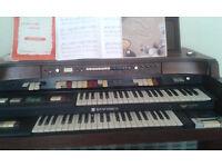 Hammond Organ Phoenix with MDD