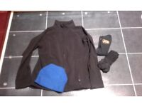 Workwear,Regatta jacket,black size med/large,also beenie and work socks,only £6,pos loc delivery