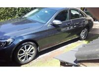 Mercedes C200 Sport 7 Speed Auto With Flappy Paddle, One Owner From New