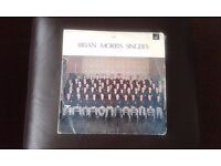 Brian Morris Singers Vinyl Album