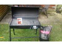 BBQ ONLY USED TWICE £25.00