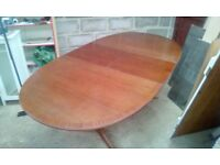 Dining Table G Plan extendable