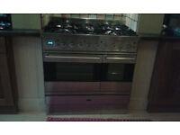 Britannia Range cooker Model VAC 230 Model SI 9TF