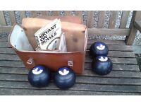 bowling bowls