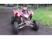 Apache rlx quad