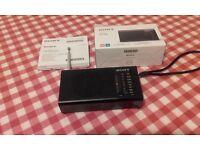 Small Sony FM/AM Radio