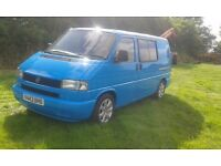 Vw T4 Transporter 2.5 Tdi Day Van.