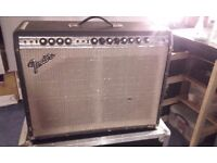 Fender 1970's Twin Reverb with Flight Case.