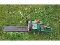 45 cc petrol chain saw