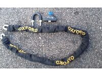 Chubby Oxford chain, vespa, gilera, aprilia, yamaha, Honda