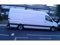 MMAN AND VAN HOUSE REMOVAL SERVICE DELIVERY CLEARANCE COLECTIONS RELOCATION 24/7 SHORT NOTICE