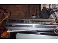 Philips VR 6560 Video Cassette Recorder for sale