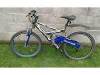 Mountain bike mono shock baracuda