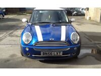 2006 (56) Mini Cooper