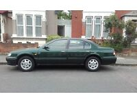 NISSAN MAXIMA QX 2.0L V6 SALOON 1999 AUTOMATIC WITH AIRCON AND SUNROOF - DRIVES REALLY WELL