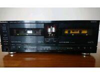 Technics RS-X980 twin cassette deck