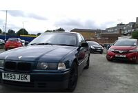 BMW 316I. E36 .QUICK SALE. OR SWAP ONLY ANOTHER BMW.