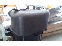 3 Outboard Motor 20 litre metal fuel tanks