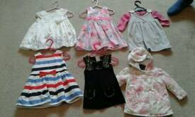 Big bundle of girls clothes