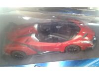Large new boxed remote control car Lamborghini