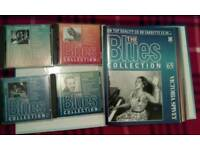 History of the Blues CDs and Magazines