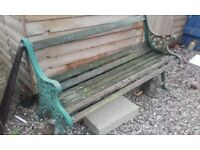 Terrific Slats For Bench For Sale Garden Patio Benches Gumtree Ncnpc Chair Design For Home Ncnpcorg