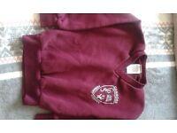 Camrose Primary School uniform