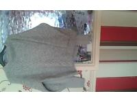 next size 18 grey wolly jumper