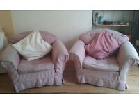 Sofa & Armchairs (5 seater)
