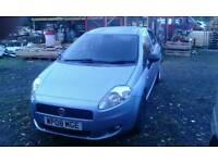 Fiat grande punto 2008 5door 12