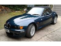 BMW Z3 2.8 WIDE BODY LOVELY CONDITION - A REAL BEAUTY