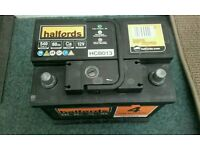 Car battery halfords