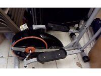 Carl Lewis elliptical cross trainer BYL30