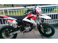 Beeline 50cc supermoto for swaps