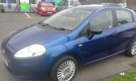 Fiat Punto 1.2 5door low mileage