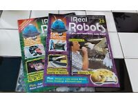 """REAL ROBOTS"" MAGAZINES. ISSUES 28 & 29 £3 each or £5 for both . NO TEXTS PLEASE."