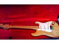 Fender Stratocaster 1974 USA vintage. Stunning, Near mint condition!