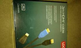 2 HDMI Cables