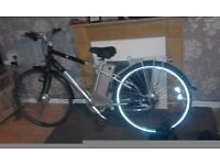 Electric bike good working condition